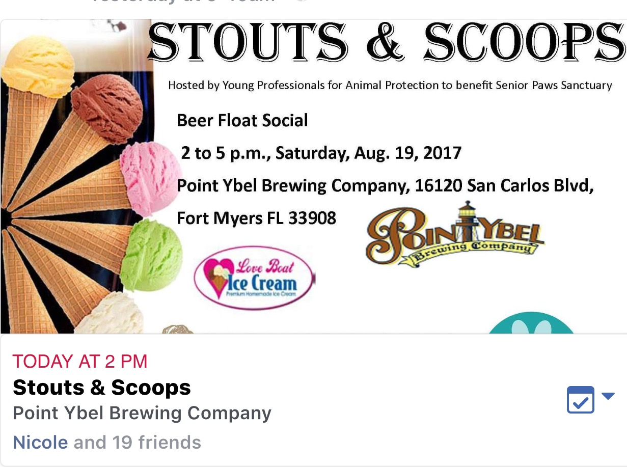 Beer Float Social @ Point Ybel Brewing Company | Fort Myers | Florida | United States